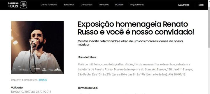 RenatoRusso 720x322 - Samsung Club: Dicas para acelerar seus pontos no programa