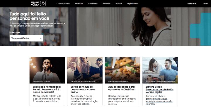 Samsung Club Beneficios 720x370 - Samsung Club: Dicas para acelerar seus pontos no programa