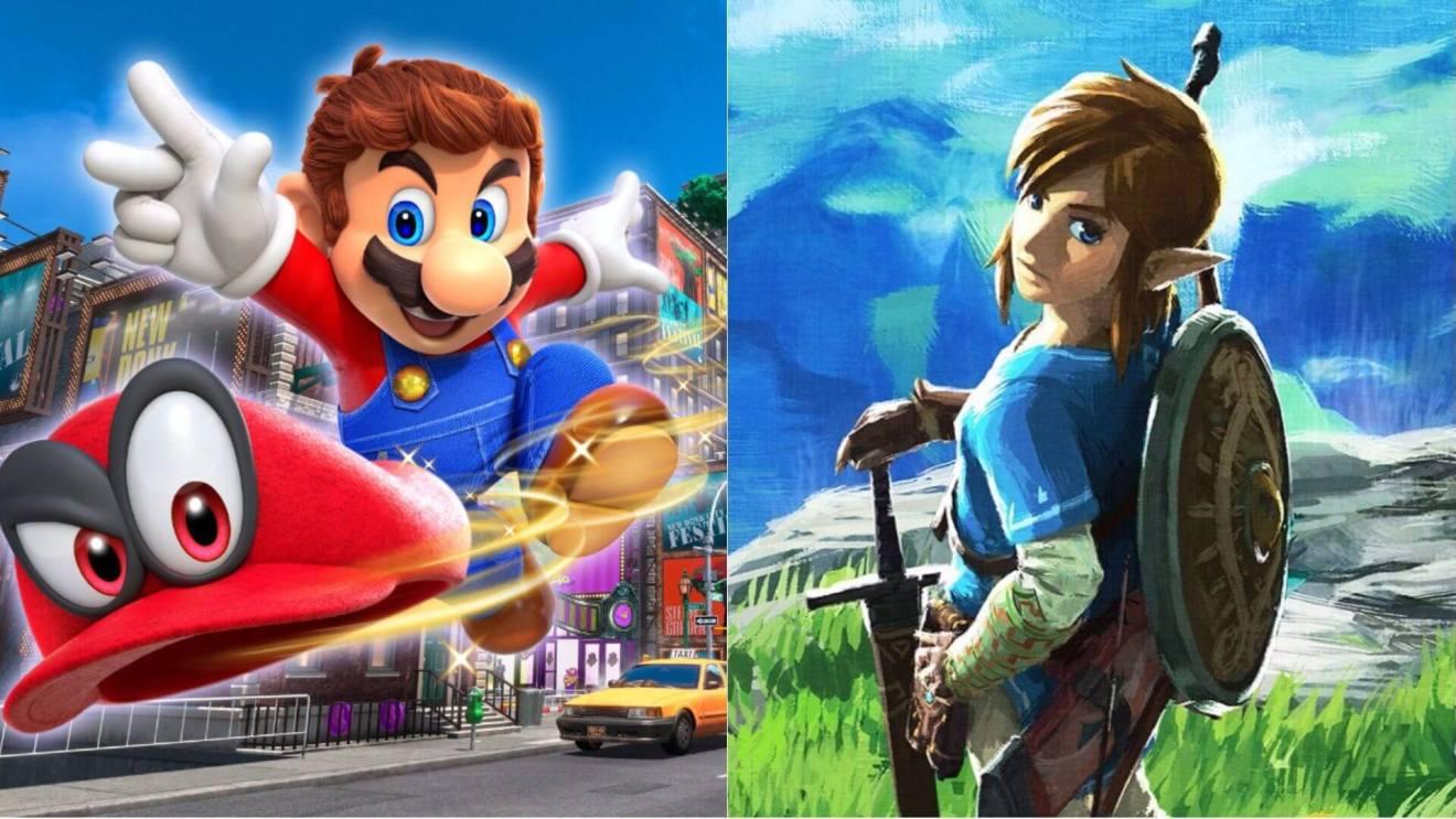 Por que o Nintendo Switch é o videogame do ano 7