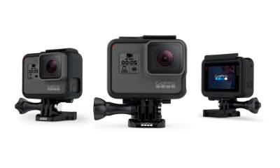TheFrame HERO5Black PDP 1 - Review: HERO6 BLACK, a nova aposta da GoPro