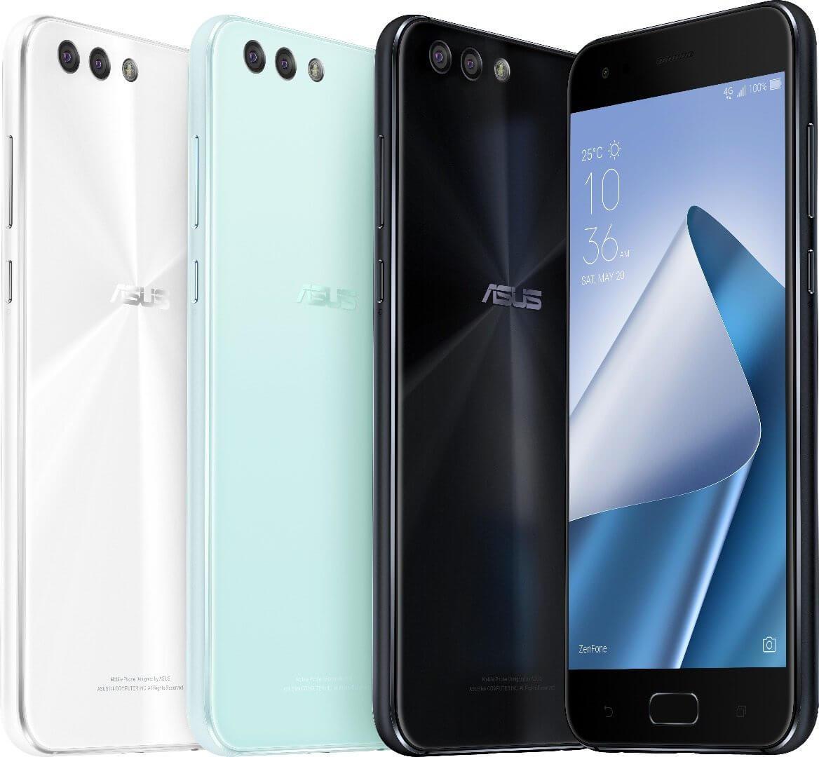ZenFone 4 1 - Confira os melhores smartphones top de linha para comprar no Natal
