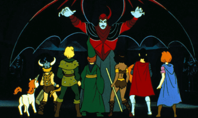 ded foto 0 - Dungeons & Dragons pode virar filme e ganha previsão de estréia