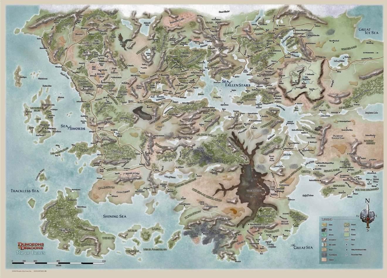 ded foto 2 - Dungeons & Dragons pode virar filme e ganha previsão de estréia
