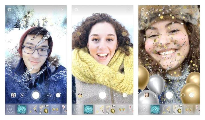 Instagram lança novidades para as festas de fim de ano 8