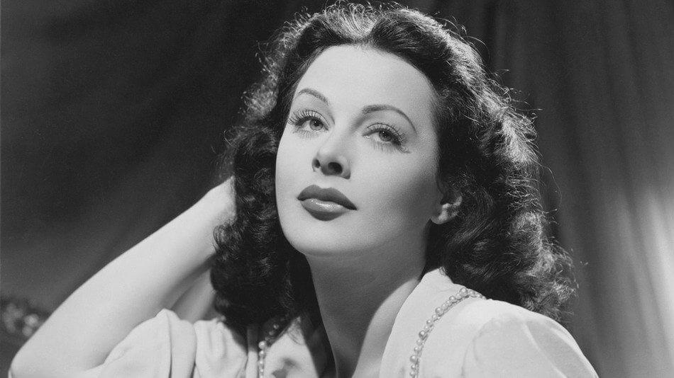 hedy - Conheça a história de Hedy Lamarr, a atriz que inventou o Wifi