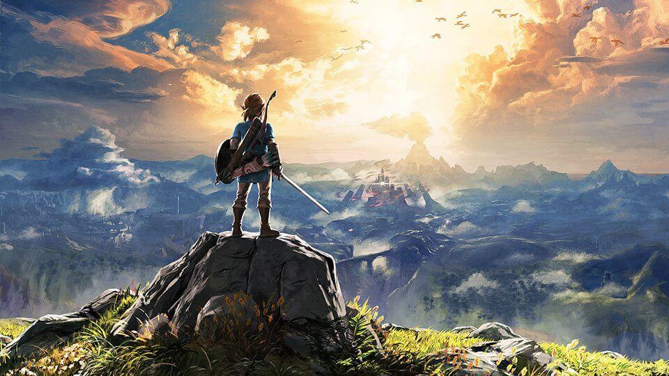 Video Game Awards 2017: Zelda Breath of the Wild leva prêmio de jogo do ano 4
