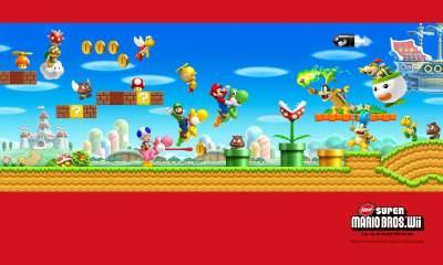 nsmbwii kingdom jpn 1920 - Jogos da Nintendo são disponibilizados para Android TV na China
