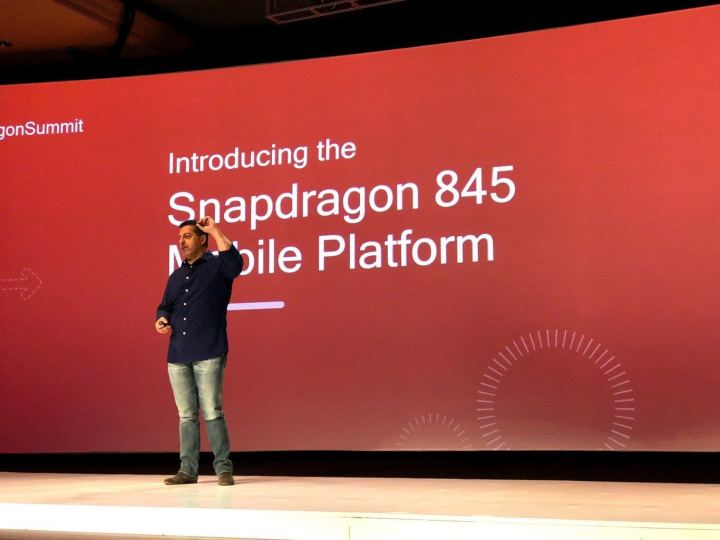 qualcomm 720x540 - Qualcomm Summit: Snapdragon 845 é apresentado