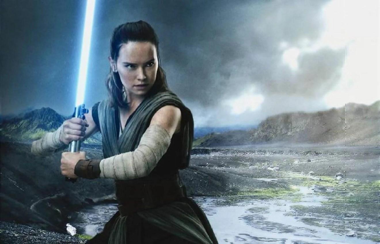 rey - Star Wars: a tecnologia dos filmes poderá existir?