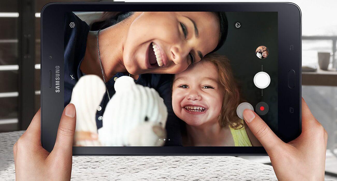 samsung foto 3 - Conheça o Galaxy Tab A, novo tablet da Samsung projetado para toda a família