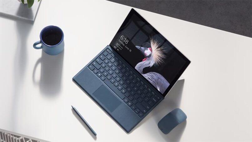 surface pro 2017 - Vazamento mostra dispositivo da Microsoft com Snapdragon 845 em 2018