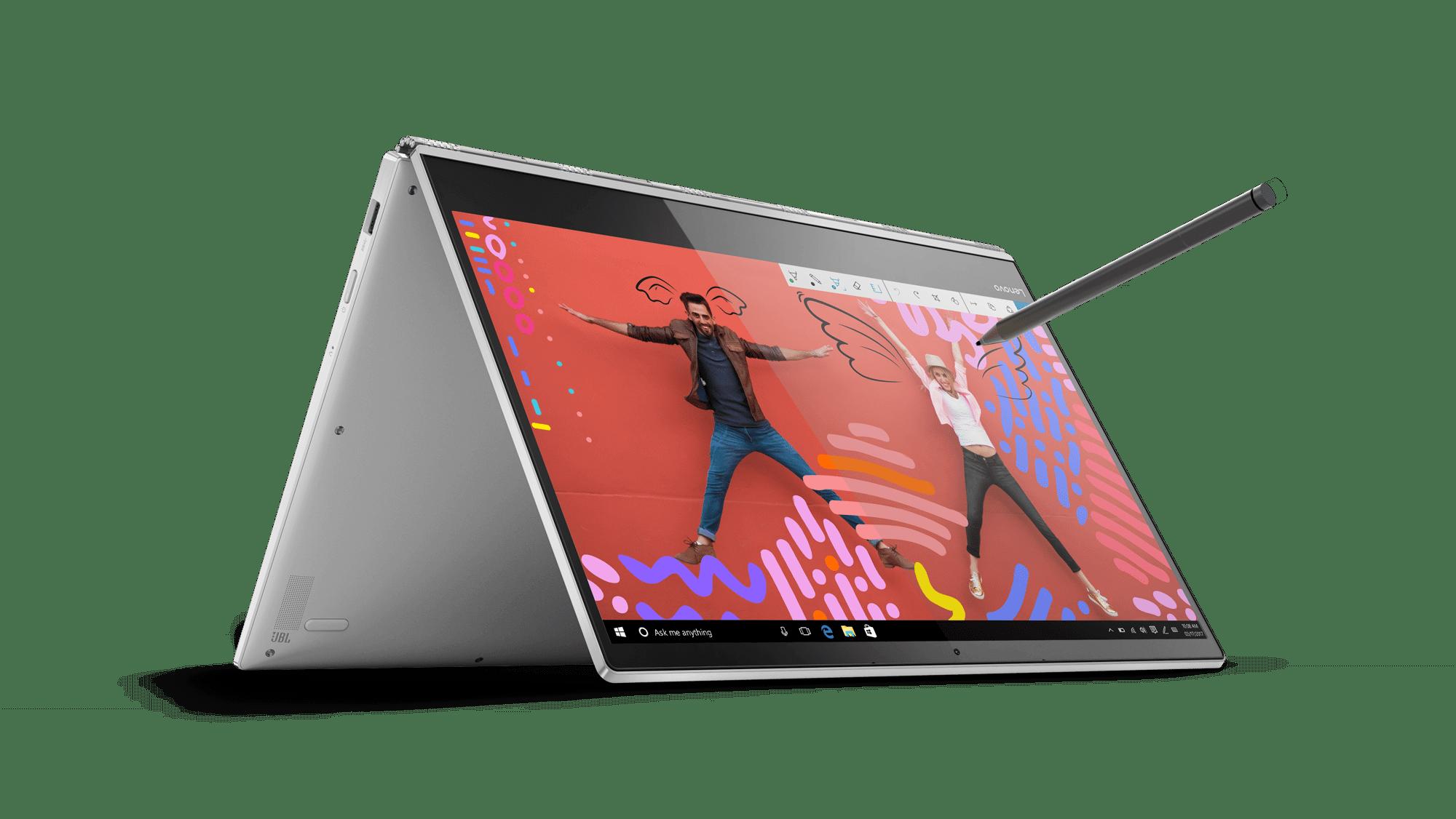 Lenovo traz notebook 2 em 1 ao Brasil por R$ 10 mil