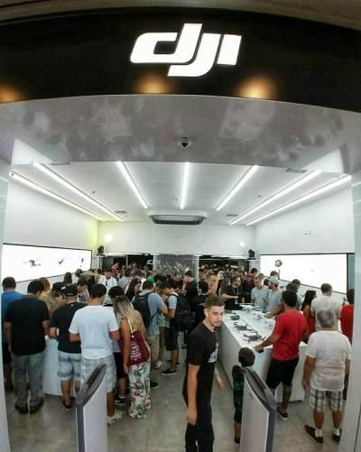 DJI no Brasil