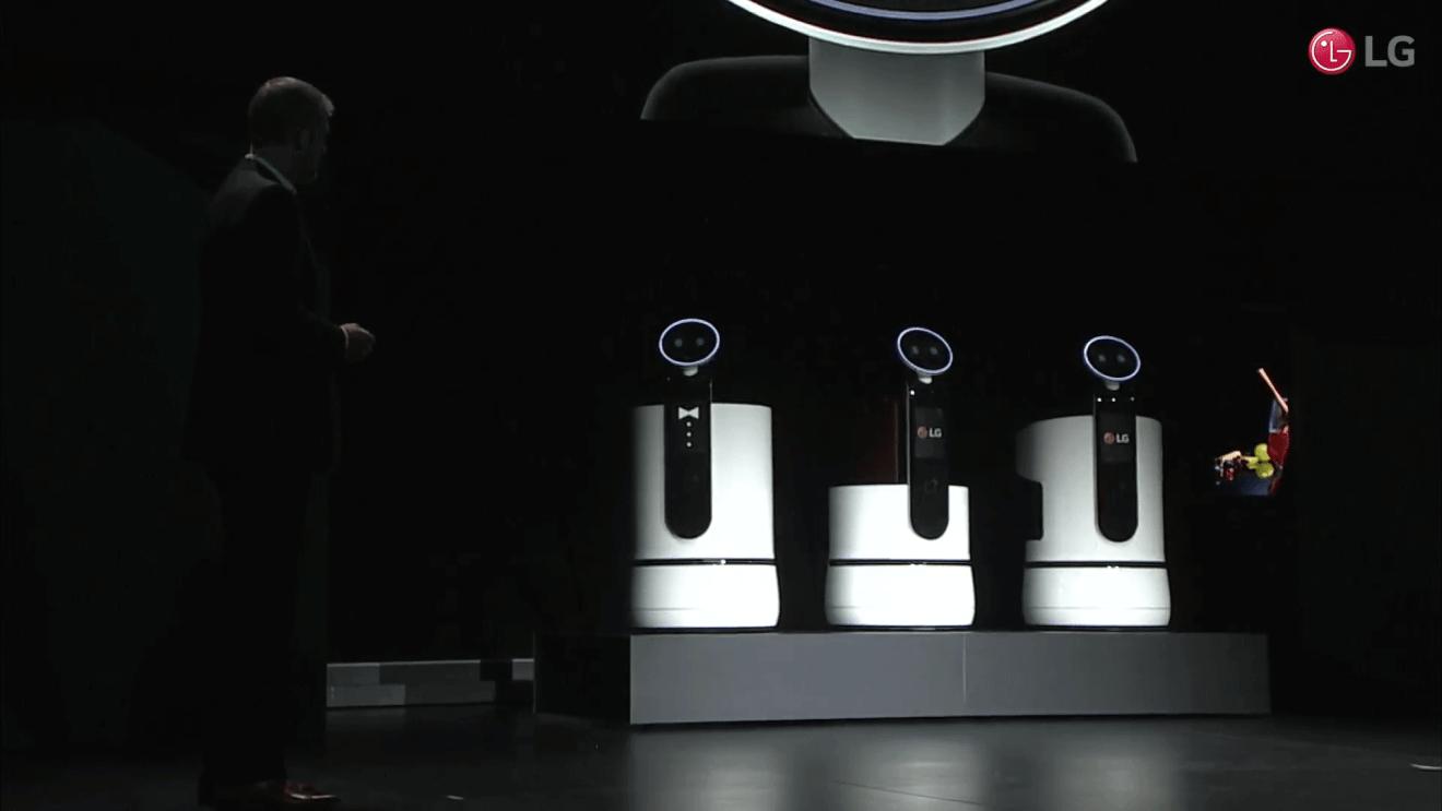 Captura de Tela 170 - CES 2018: LG apresenta ThinQ, o novo sistema de inteligência artificial