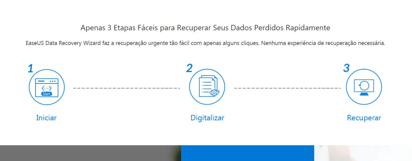 Como recuperar arquivos deletados ou corrompidos com o DRW da EaseUS 7