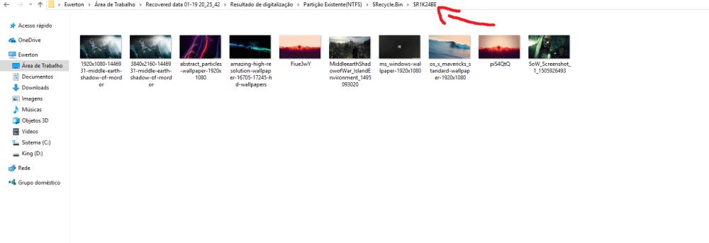 Captura de Tela 80 - Como recuperar arquivos deletados ou corrompidos com o DRW da EaseUS