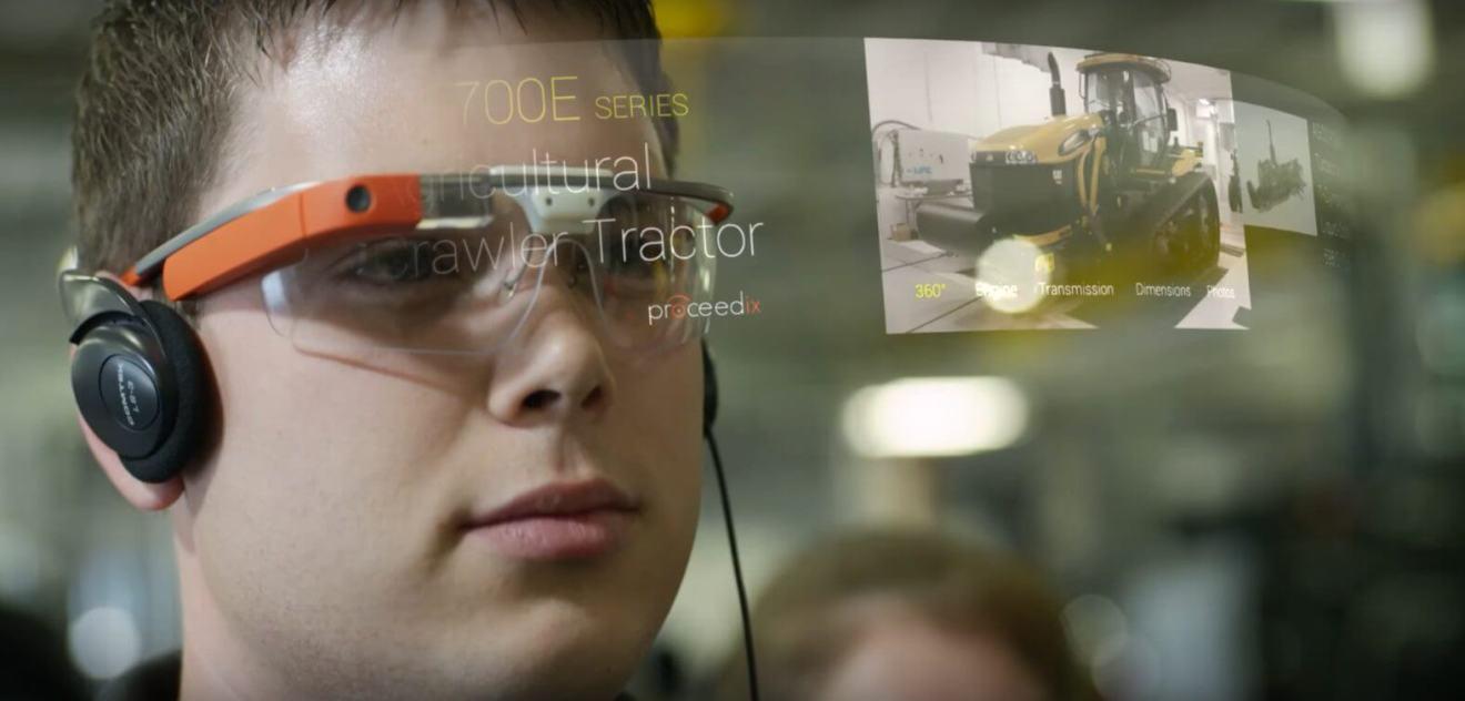 A busca por um óculos de Realidade Aumentada 8