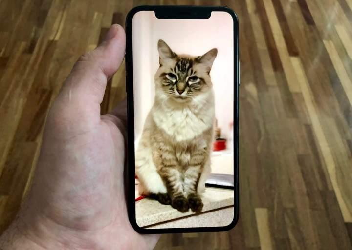 IMG 0685 720x513 - REVIEW: iPhone X, o futuro é wireless, sem bordas e tem reconhecimento facial de ponta