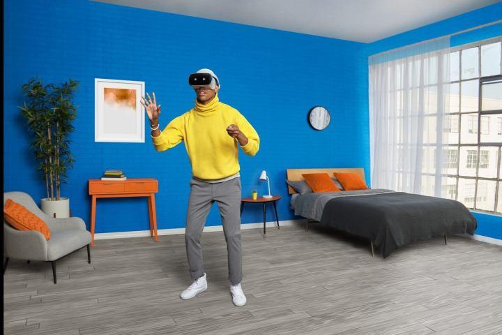 Immersive VR with Lenovo Mirage Solo with Daydream 4 resized 720x480 - CES 2018: Destaques e inovações da LeNovo para esse ano