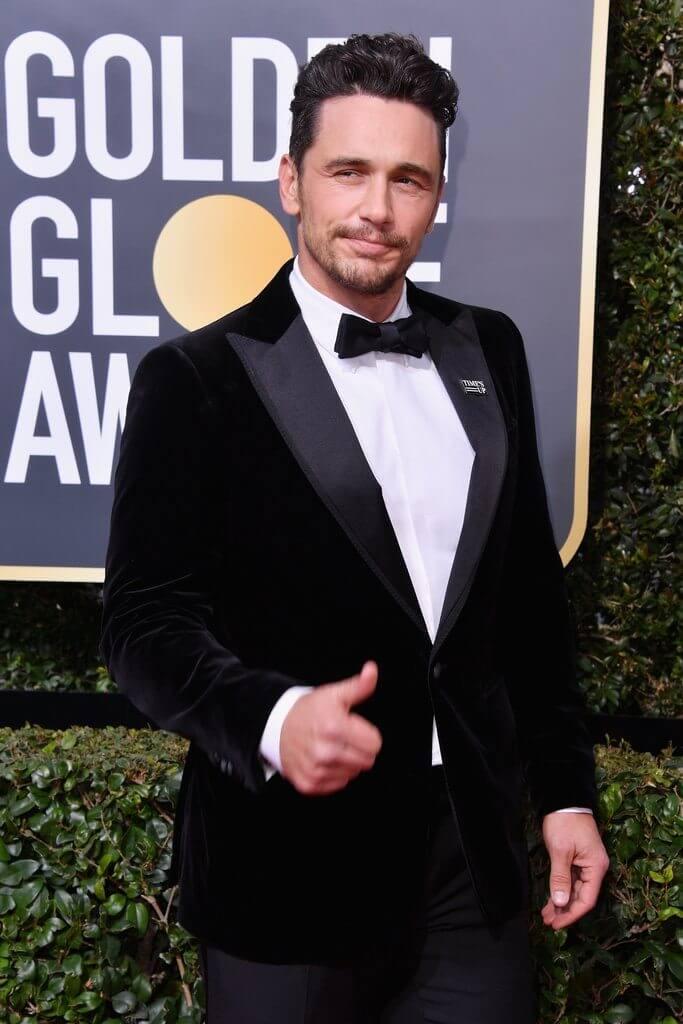 James Franco 2018 Golden Globes - Confira os vencedores do Globo de Ouro de 2018