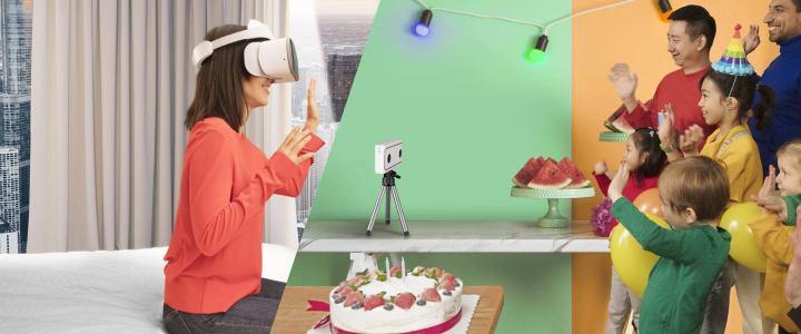 Lenovo Mirage Solo  Mirage Camera with Daydream 720x300 - CES 2018: Destaques e inovações da LeNovo para esse ano