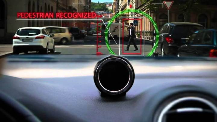 Mobileye 8 Connect
