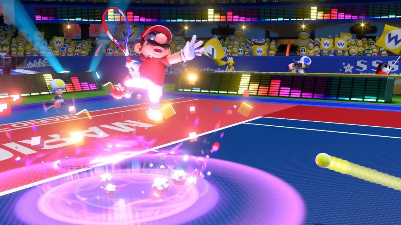 Switch MarioTennisAces ND0111 scrn06 - Nintendo Direct Mini revelou muitas surpresas e novidades para o Switch