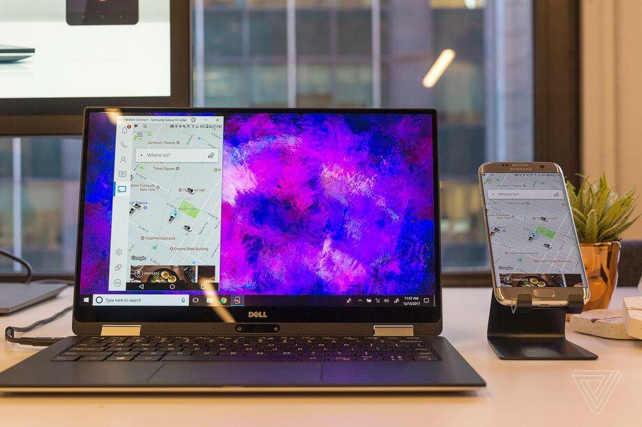 CES 2018: Dell lança aplicativo que permite controlar smartphone com o PC 4