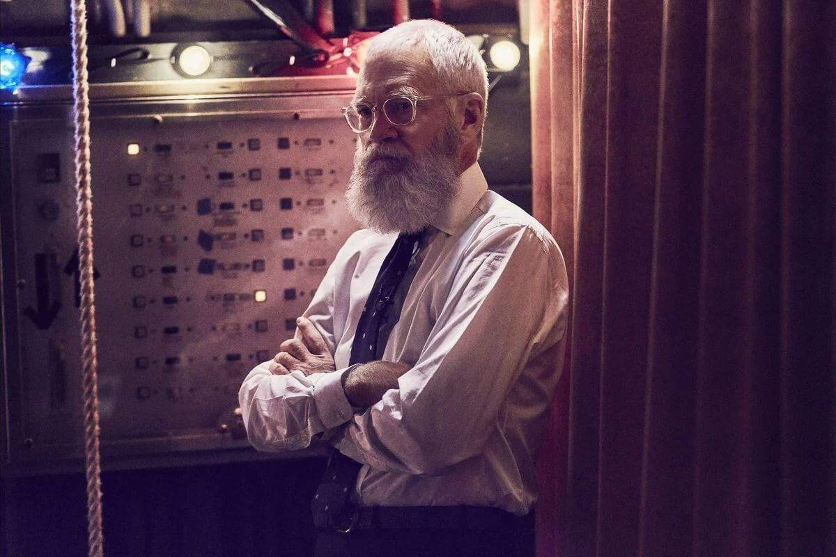 david letterman - David Letterman estreia na Netflix entrevistando Barack Obama