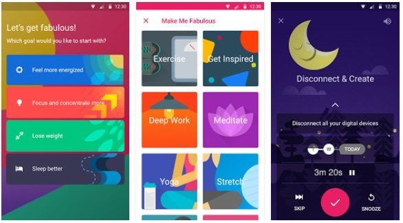 fabulous - Confira a mais nova lista de aplicativos com o selo Android Excellence