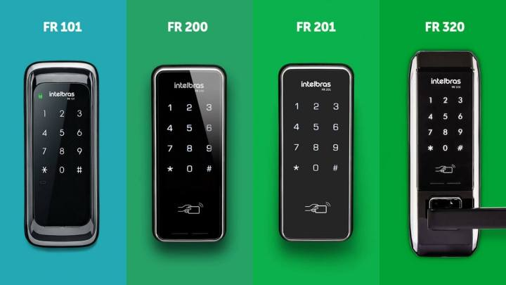 fechaduras digitais 02 720x405 - REVIEW: Fechadura Intelbras FR201, é segura mesmo?