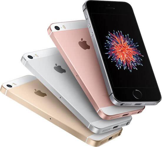 iPhone SE four colors - iPhone SE 2 chega em maio e com carregamento sem fio