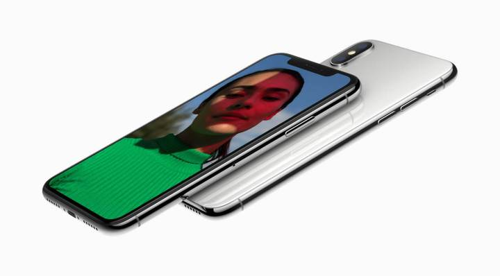 iPhone x photo screen lockup front back 720x398 - REVIEW: iPhone X, o futuro é wireless, sem bordas e tem reconhecimento facial de ponta
