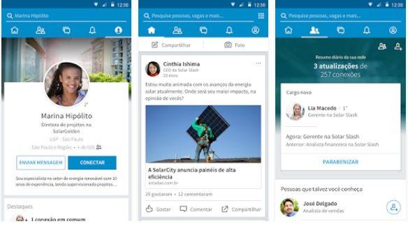 linkedin - Confira a mais nova lista de aplicativos com o selo Android Excellence