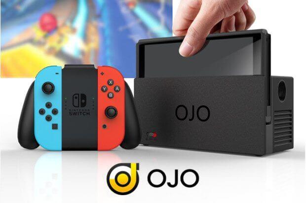ojo picture 2 - OJO: acessório para Nintendo Switch vai transformar sua jogatina