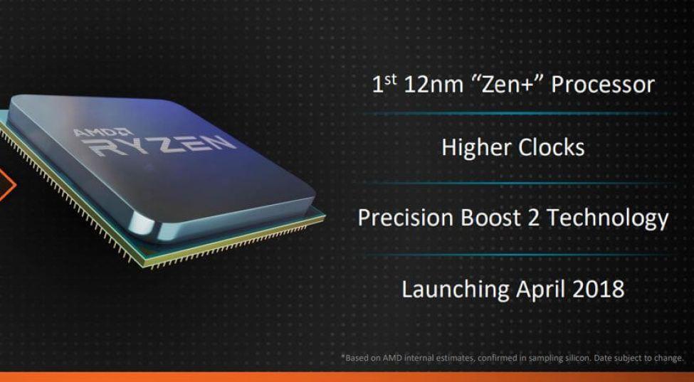 CES 2018: AMD anuncia segunda geração dos Ryzen e muito mais 4