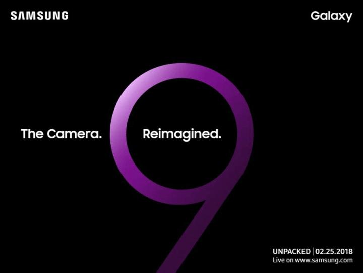 samsung galaxy s9 invite 720x541 - Samsung Galaxy S9: tudo o que já sabemos