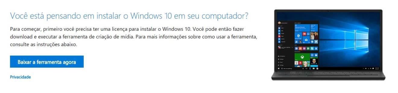 Confira como fazer a instalação do Windows 10 a partir de um pendrive 6