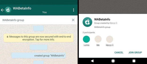 320128 horz - Grupos do WhatsApp para Android vão ganhar importante função em breve