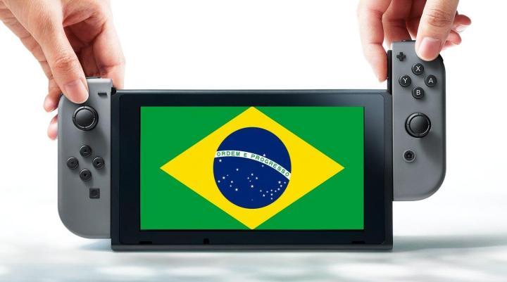 Nintendo Switch já pode ser vendido oficialmente no Brasil 5