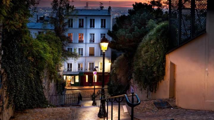 SERGE RAMELLI The Stairs of Montmartre 2010 720x405 - Samsung amplia acervo de obras de arte da fabulosa The Frame TV
