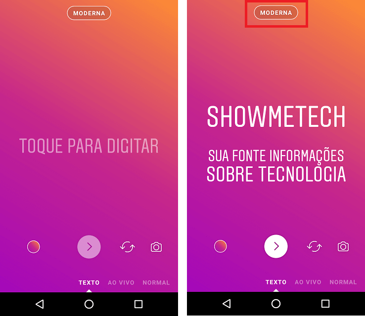 Instagram libera textos no Stories; veja como usar