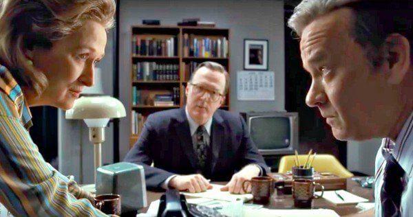 The Post Movie Trailer 2017 Spielberg Hanks Streep - Crítica - The Post: A Guerra Secreta