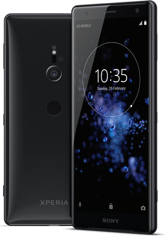 MWC 2018: Sony anuncia Xperia XZ2 e XZ2 Compact 5