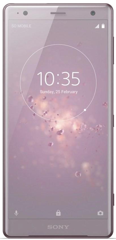 MWC 2018: Sony anuncia Xperia XZ2 e XZ2 Compact 6