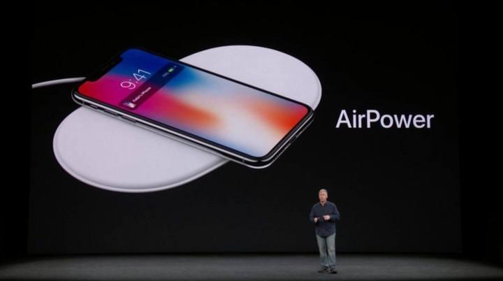 airpower keynote 720x402 - AirPower: carregador wireless da Apple deverá chegar ao mercado em março