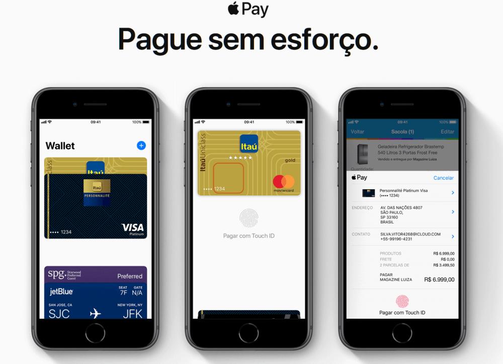 apple pay itau - Tim Cook mandou avisar: Apple Pay está chegando ao Brasil em breve