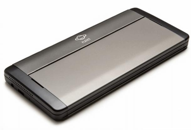 gemini exterior - Projeto de Smartphone-PC faz sucesso no IndieGogo