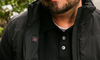 jaqueta inteligente - Aqui tá quente, aqui tá frio: a jaqueta que ajusta sua temperatura