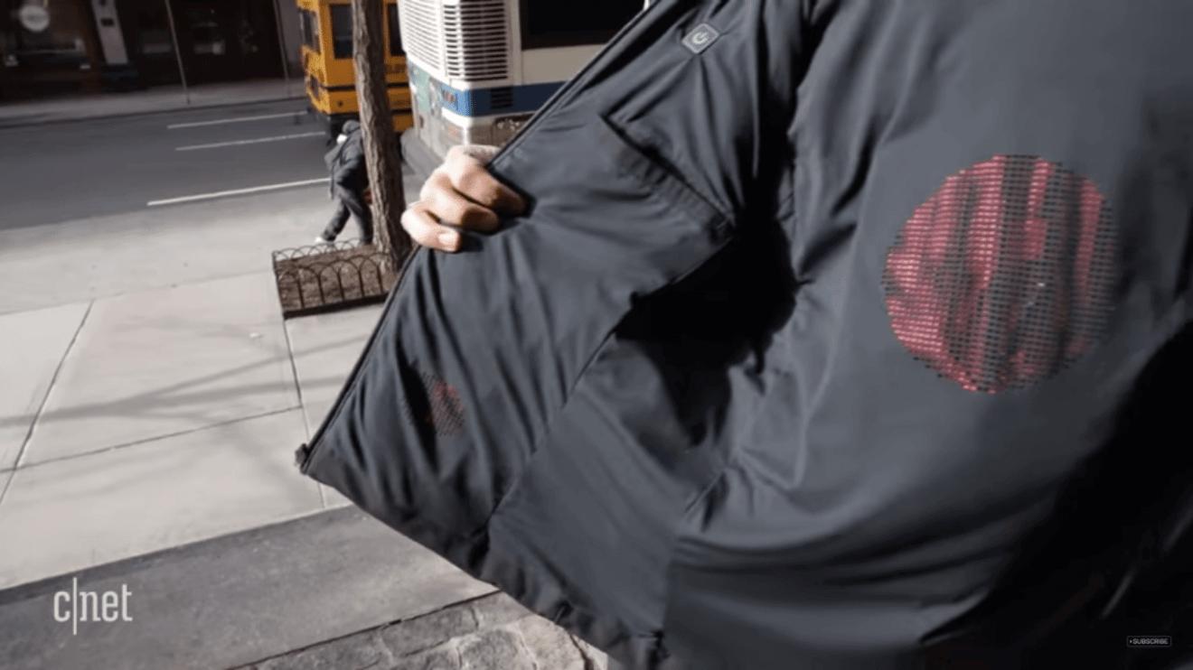 Aqui tá quente, aqui tá frio: a jaqueta que ajusta sua temperatura 8